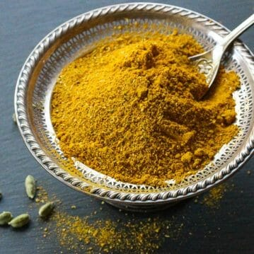 curry powder alternative to garam masala