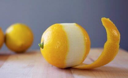 substitute for lemon zest