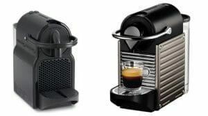 Nespresso Inissia vs Pixie