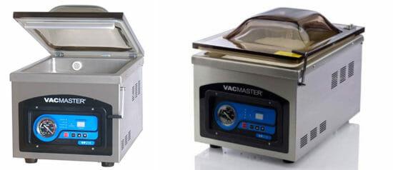 Vacmaster VP210 vs VP215