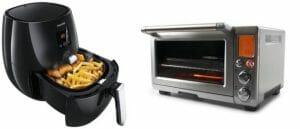 Air Fryer vs Convection Oven