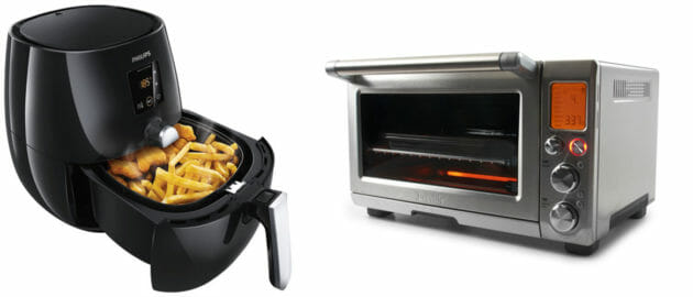 Air Fryer vs Convection Oven