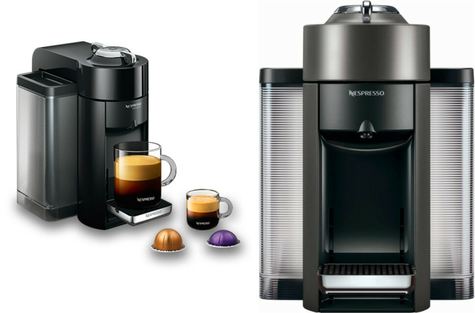 Nespresso Evoluo vs Vertuoline