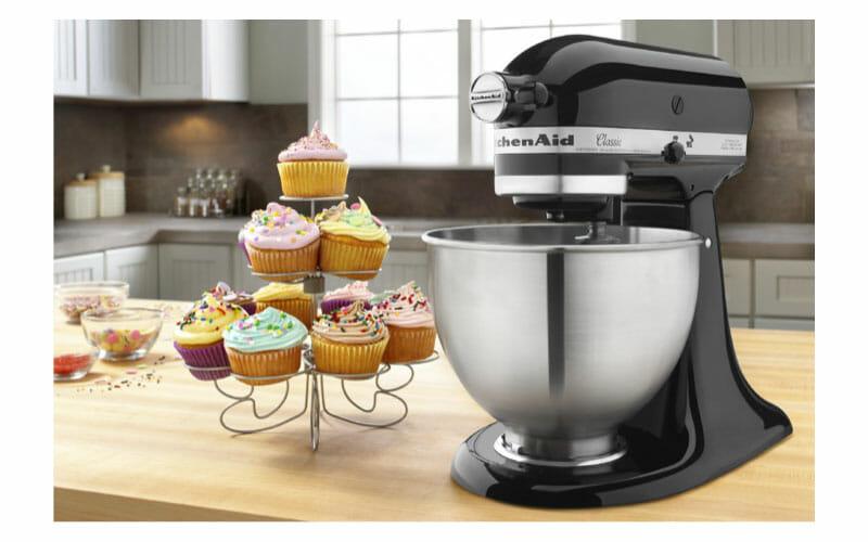 kitchenaid mixers comparison