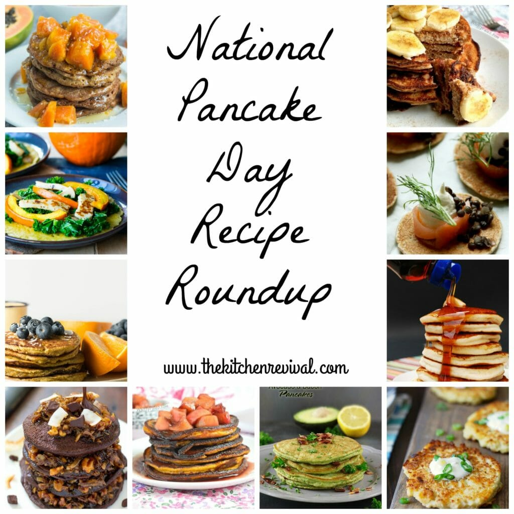 national pancake day