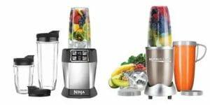 Nutri Ninja vs Nutribullet