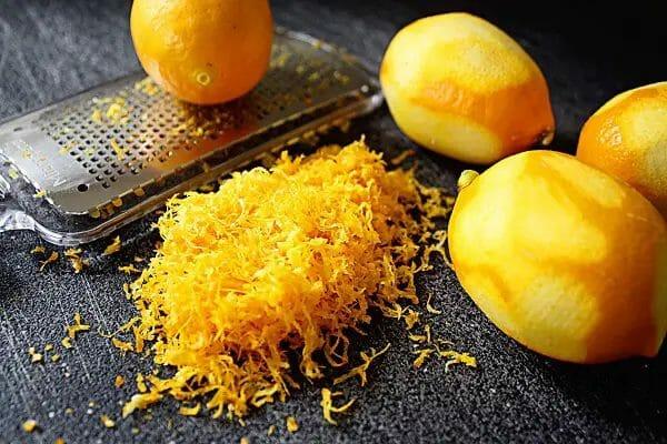 Lemon Zest Substitute