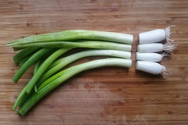 Chives vs Green Onion