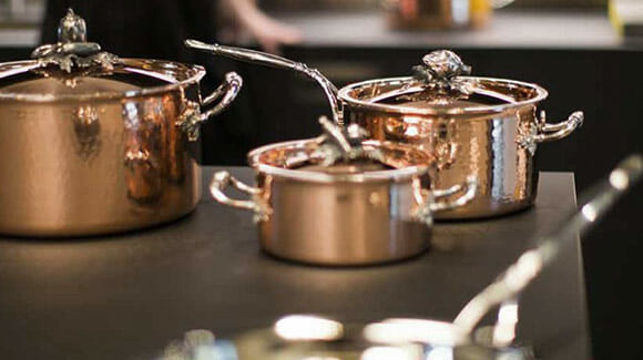 Copper Cookware vs Stainless Steel