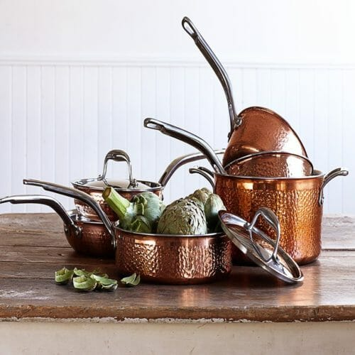 Copper vs Non-Stick Cookware