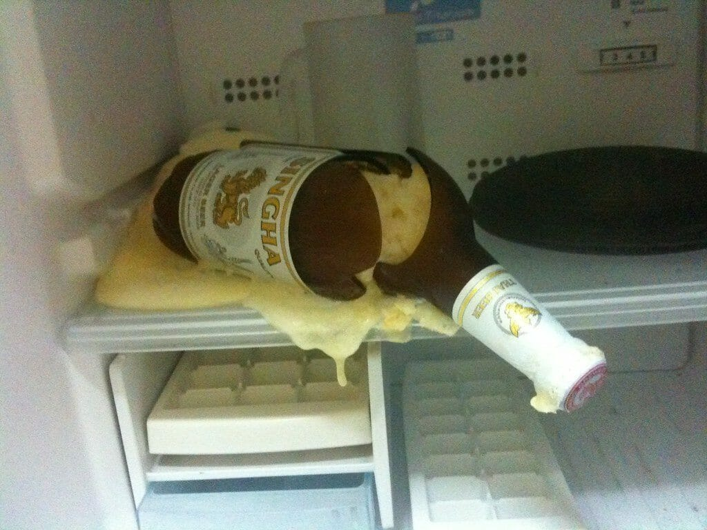 Can You Put Glass in the Freezer