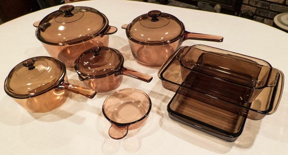 Pyrex vs Glass Cookware